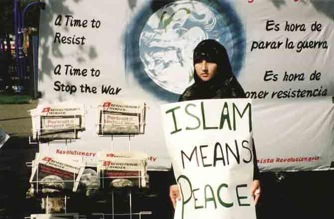 Islam Peace Religion