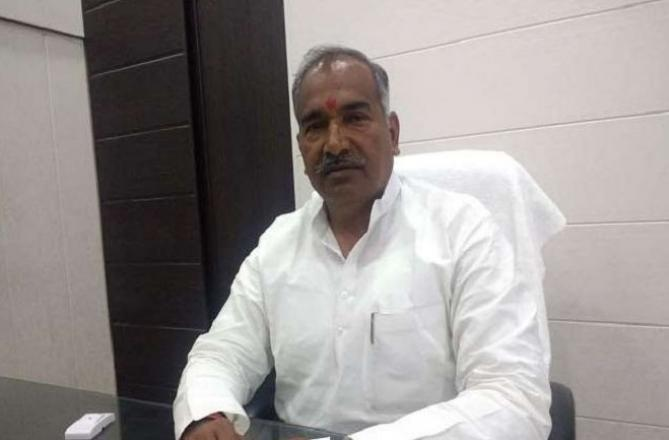 Education Minister Arvind Pandey. Picture:INN