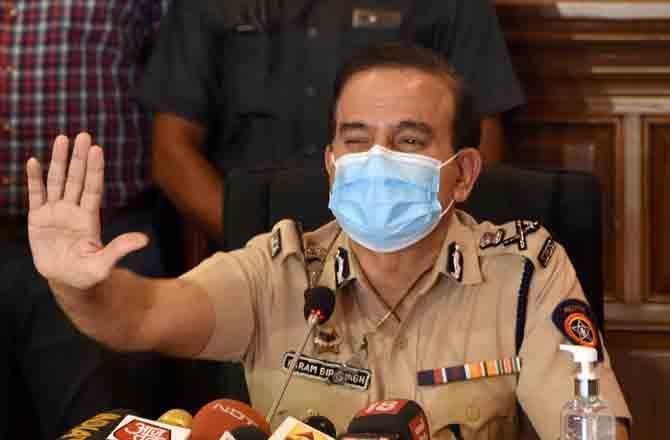 Mumbai Police - Pic : PTI