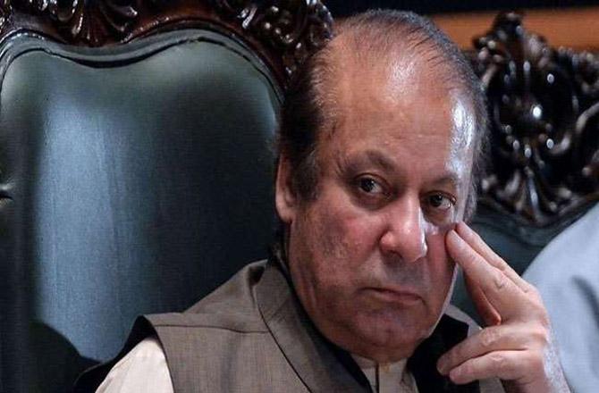 Nawaz Sharif - Pic : INN