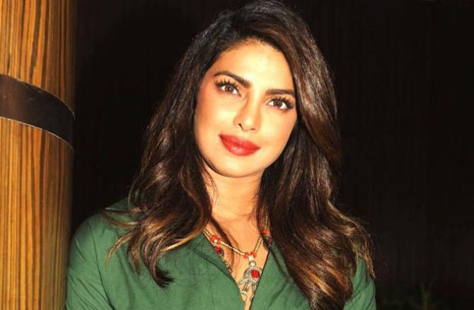 Priyanka Chopra . Picture:INN