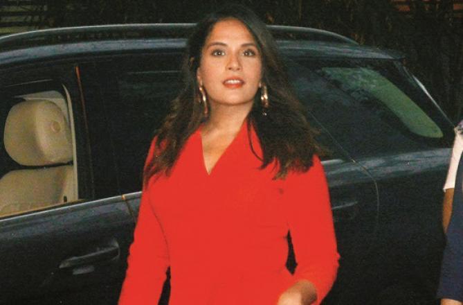 Richa Chaddha. Photo : INN