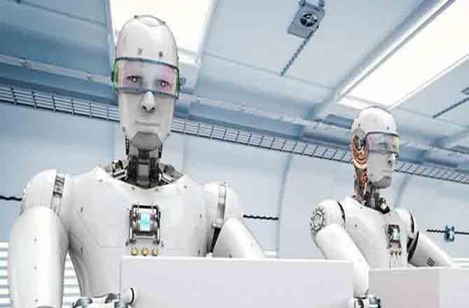 Robot - Pic : INN