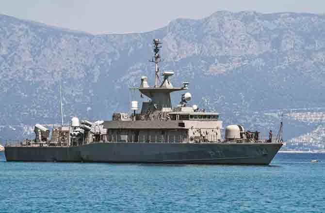 Turkey Ship - Pic : PTI
