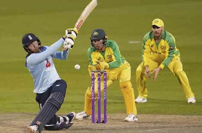 Australia and England - Pic : PTI