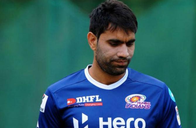 Munaf Patel. Picture:INN