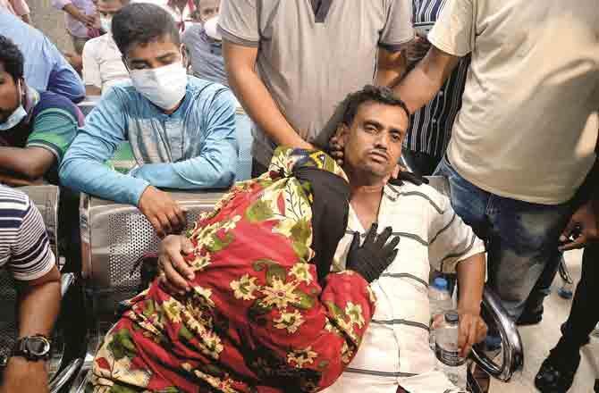 Dhaka Blast - Pic : Agency