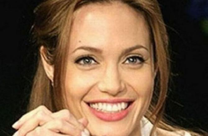 Angelina Jolie. Picture:INN