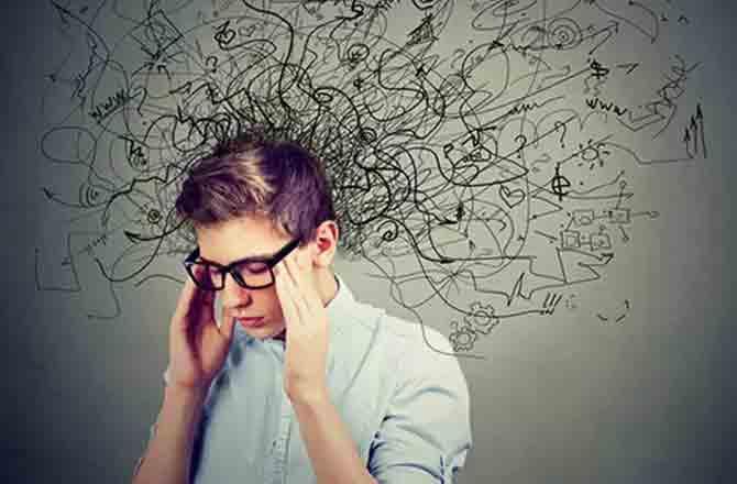 Mental Stress - Pic : INN