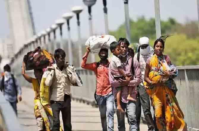 Migrant Worker - Pic : INN