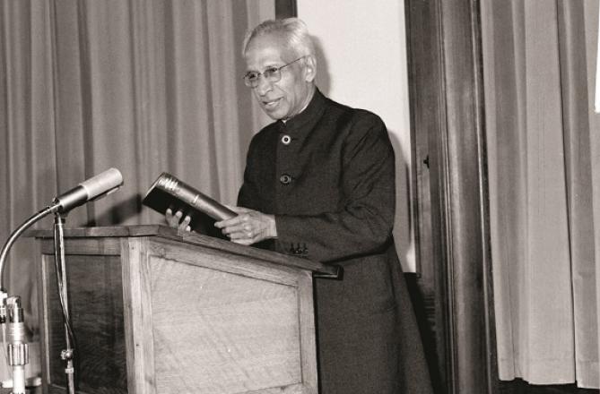 Dr. Radha Krishnan Photo: INN