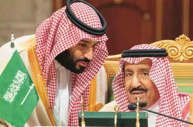 Salman and Bin Salman
