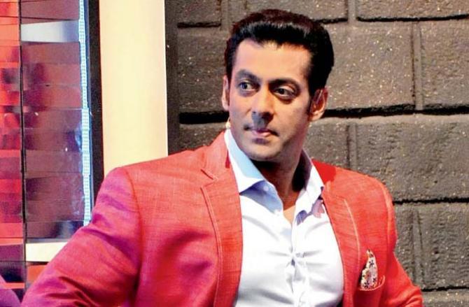 Salman Khan. Picture:INN