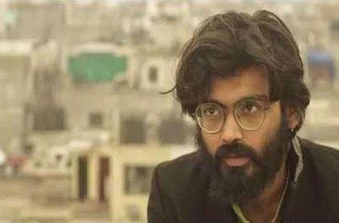 sharjeel Imam - PIC : INN