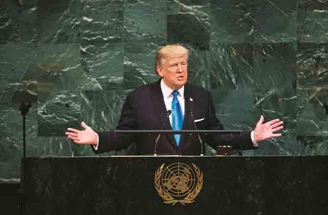 Donald Trump - Pic : INN