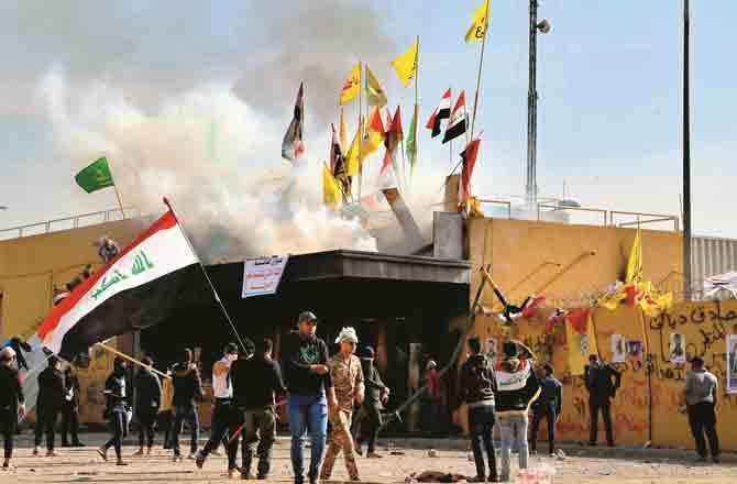 US Embassy Iraq