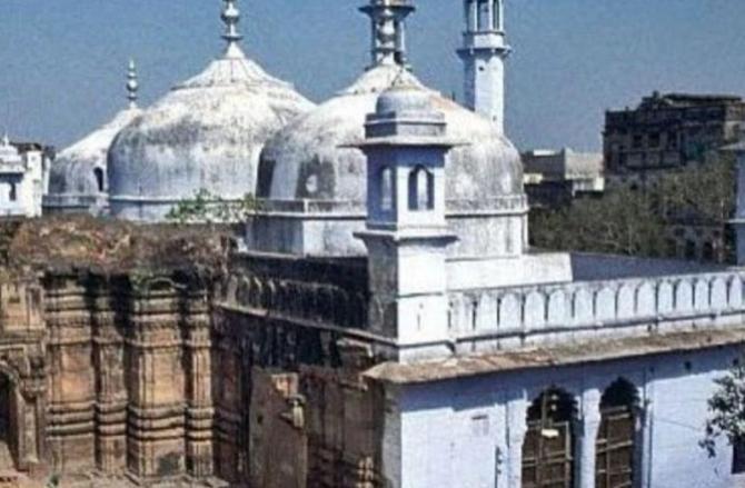 Gyanvapi Masjid.Picture:INN