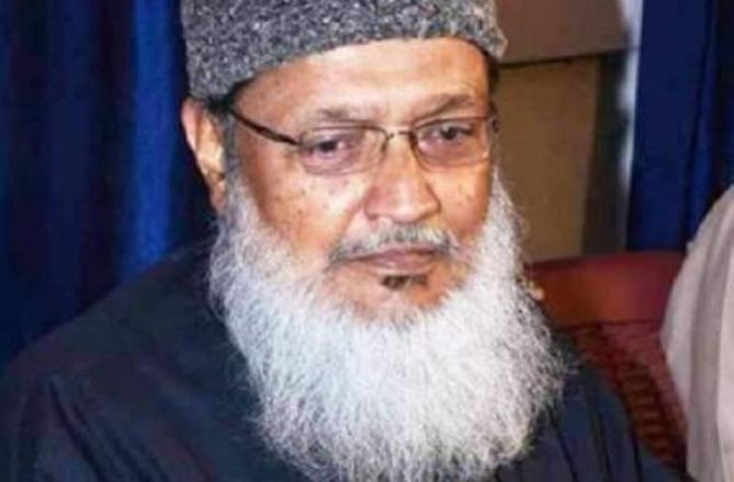 Maulana Wali Rahmani:.Picture:INN