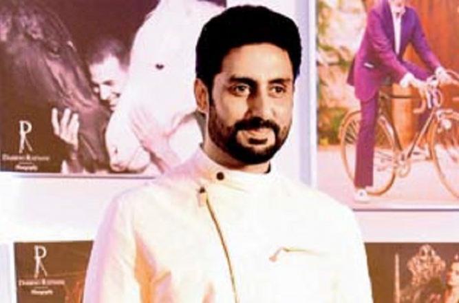 Abhishek Bachchan. Picture:INN