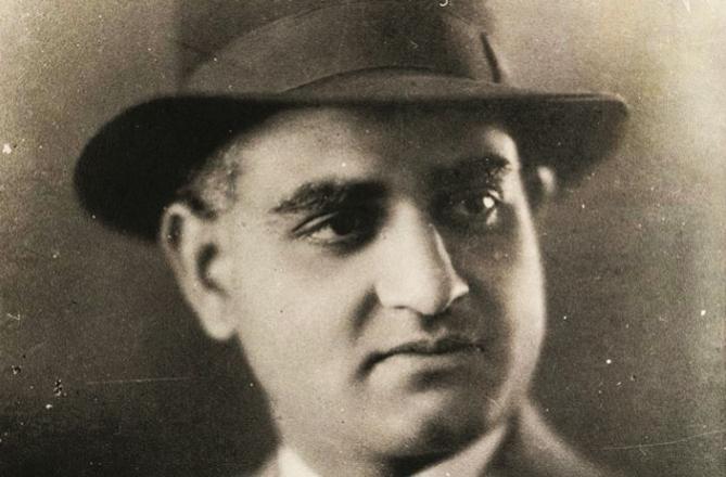 K. L. Saigal. Picture:INN