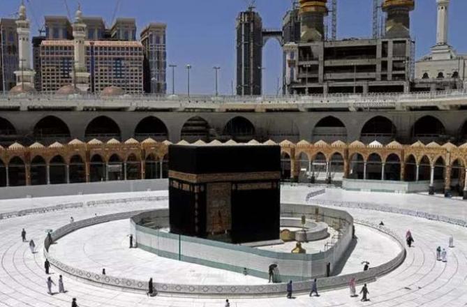 Mecca Mukaram.Picture:INN