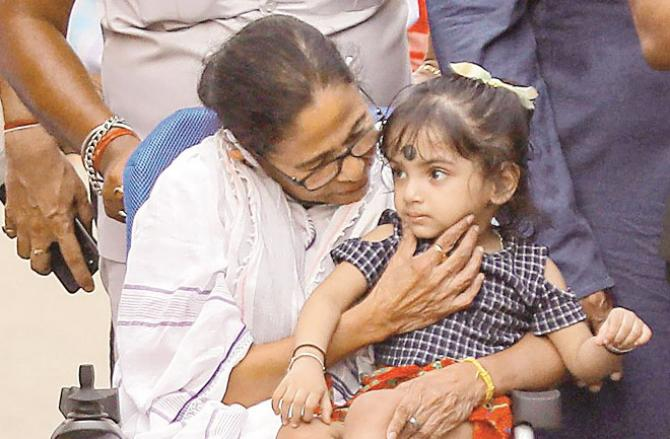 Mamata Banerjee. Picture:INN