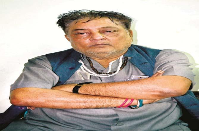 Shaukat Hayat.Picture:PTI
