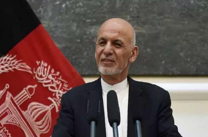 Ashraf Ghani.Picture:INN