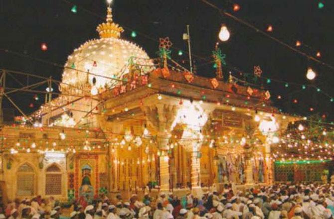 Ajmer Sharif - Pic : INN