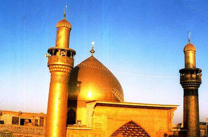 Hazrat Ali - Pic : INN