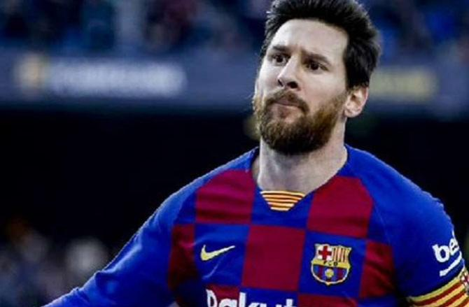 Lionel Messi. Picture:INN