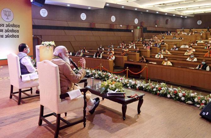 PM Modi - PIC : PTI