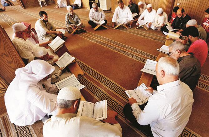 Quran Reading - Pic : INN
