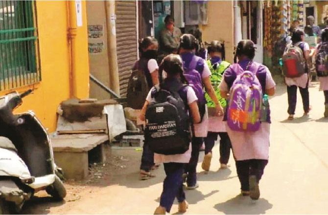 School Students - Pic : INN