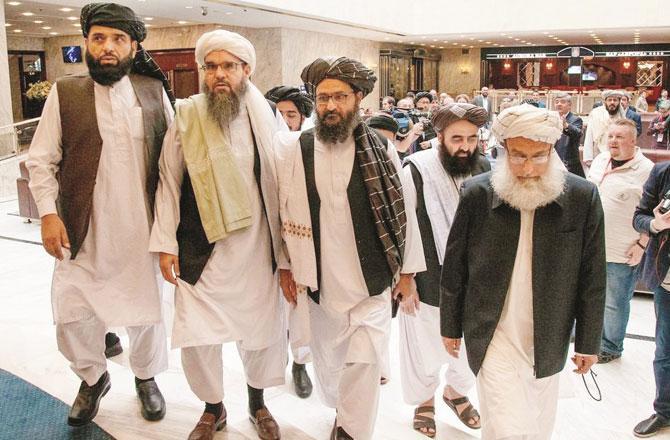 Taliban - Pic : INN