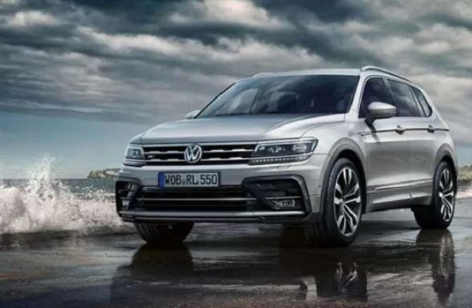 Volkswagen Tiguan Allspace.Picture :INN