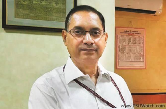 DIPAM Secretary Tohan Kanta Pandey. Picture :INN