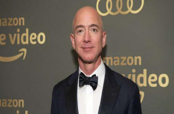 Jeff Bezos - Pic : INN