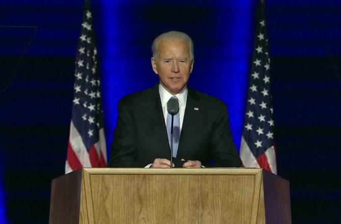 Joe Biden - Pic : INN