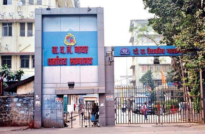 Nair Hospital - Pic : midday