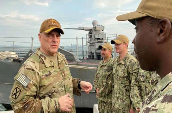 US Army - Pic : INN
