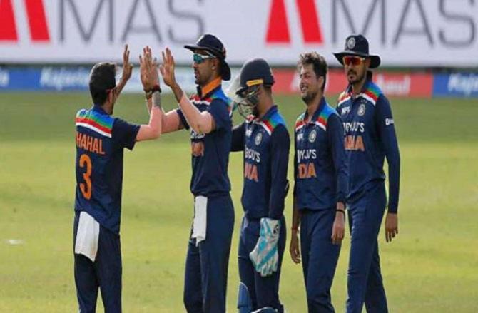 Team India.Picture:INN