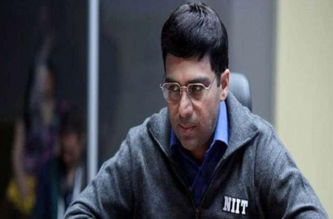 Viswanathan Anand.Picture:INN