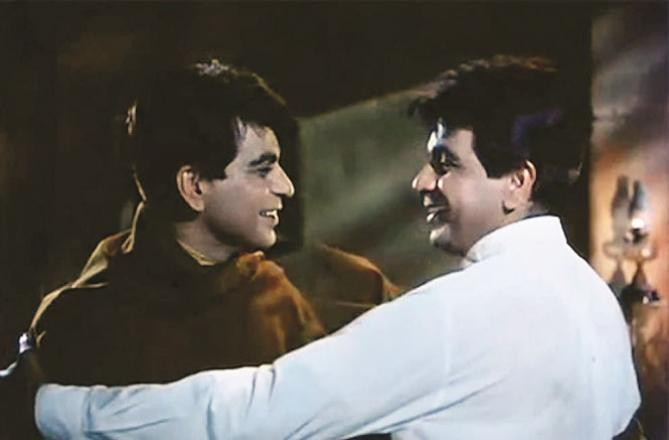 Ram and Shyam .Picture:INN