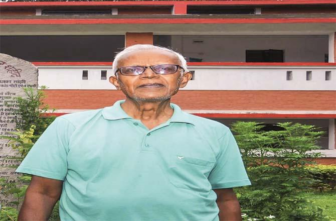 Eighty-four-year-old social worker Father Stan Swamy.Picture:INN