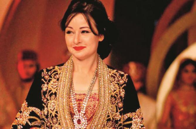 Zeba Bakhtiar. Picture:INN