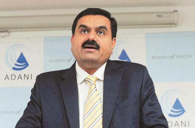 Adani Group Chairman Gautam Adani.Picture:INN