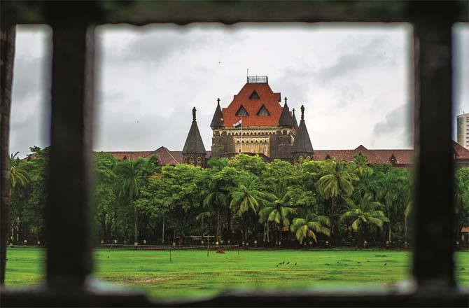 Bombay High Court.Picture Midday