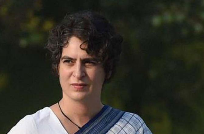 Priyanka Gandhi.Picture:INN