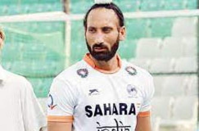 Ramandeep Singh .Picture:INN